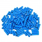 DIY Tube Insulation Cable Wire Connectors - Blue (100-Piece Pack)