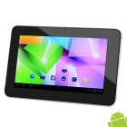 "BENSS B12 7"" Capacitive Android 4.0 tablet w/ WiFi / External 3G / Camera - Champagne + Black (8GB)"