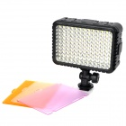 NANGUANGE CN-LUX1500 7.8W 3200/5600K 850LM 130-LED Video Light - Black