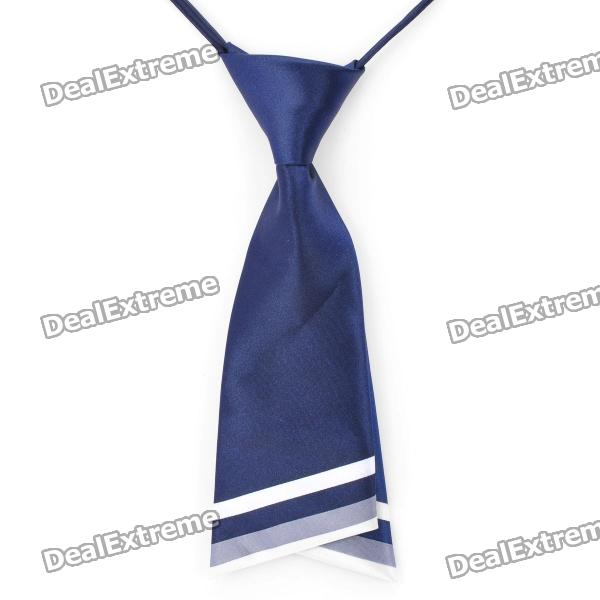 Decoration Bow Tie for Men - Deep Blue bow