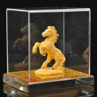 Gold Casting Display Decoration Collection Gift - Chinese Zodiac Horse