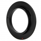 62mm Macro Reverse Adapter Ring for Pentax PK Mount - Black