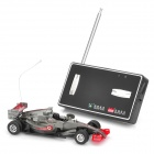 35MHz R/C Racing Car Model - Grey (3 x AA)