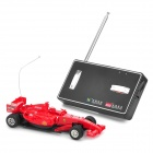 27MHz R/C Racing Car Model - Red (3 x AA)