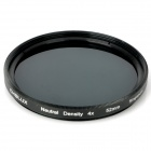 Emolux SQM6001 Neutral Density ND4 Filter - Black (52mm)
