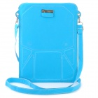 Flip Carry Bag Sleeve Stand Case for Ipad 2 - Blue