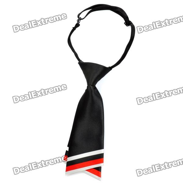 Elegant Decoration Bow Tie - Black