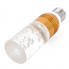 E27 3W 150LM LED RGB Light Crystal Lamp with Remote Controller