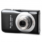 SDI500 5.0MP CMOS Digital Video Camera w/ 5X Optical Zoom / SD - Black (2.7
