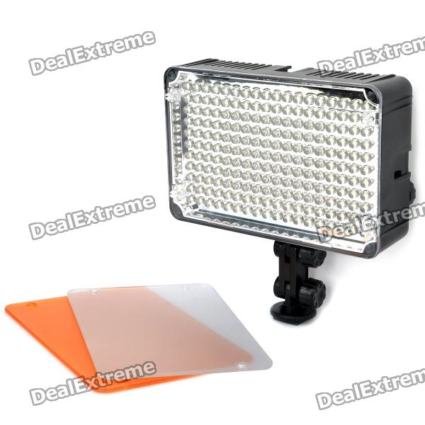 APUTURE AL-198 10W 3200~5500K 800LM 198-LED Video Light - Black