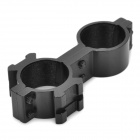 Gun Mount Holder Clip Clamp (25mm Caliber)