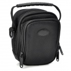 Protective Nylon Handtasche / One-Shoulder-Bag für Canon G10 / G11 + More - Schwarz