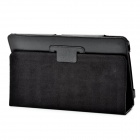 Protective PU Leather Case for Acer Iconia Tab A200 - Black