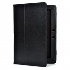Protective PU Leather Case for ASUS Transformer Pad TF300 - Black