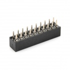 DIY Parts 2 x 10-Pin 2.0mm Pitch Female Headers (10-Piece Pack)