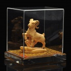 Gold Casting Display Decoration Collection Gift - Chinese Zodiac Sheep