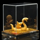 Decorative Chinese Zodiac Golden Statue Figurine - Snake