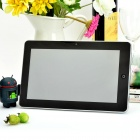 "10.1"" Resistive Screen Android 4.0 Tablet GPS w/ WiFi / External 3G / RJ45 / Camera / HDMI - Silver"