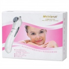 0.5W Whitening Facial Skin Care Massager - Branco (2 x AAA)