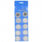 35mm Diamond Cutting / Grinding Wheel Disc Plate (10-Piece Pack)