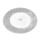 40mm Diamond Cutting / Grinding Wheel Disc Plate (10-Piece Pack)