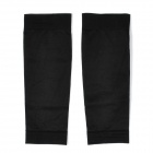 480D Elastic Compression Slimming Socks - Black (Pair)