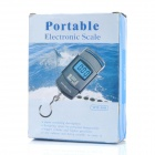"1.5"" LCD Portable Double-Precision Hanging Electronic Hook Scale (2 x AAA)"