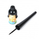 Cartoon Doll Style Waterproof Eyeliner for Makeup Cosmetic - Yellow + Blue + Green