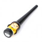 Cartoon Doll Style Waterproof Eyeliner for Makeup Cosmetic - Yellow