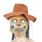 Scary Evil Scarecrow Mask for Halloween Cosplay Costume Party