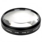 Emolux SQM6038 Close Up (+10) Lens Filter - Black (58mm)