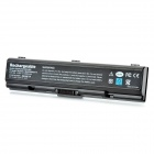 Replacement 10.8V 4800mAh Battery Pack for Toshiba Satellite A200 / A205 / A210 - Black