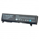 Replacement 10.8V 4800mAh Battery Pack for Toshiba Satellite M40 Series - Black