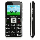 "KENKO V100++ Old Senior GSM Bar Phone w/ 2.2"" Screen, Dual-Band, Dual-SIM and FM - Black"