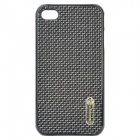NILLKIN Protective Plastic Back Case for Iphone 4 / 4S - Black