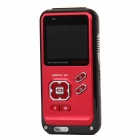 "HD200 5.0MP Waterproof Digital Video Recorder Camcorder w/ SD / HDMI - Red (2.0"" LCD)"