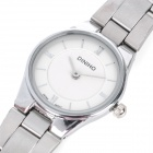 Fashion Quartz Wrist Watch for Women - Silver (1 x LR626)