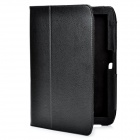 "Protective PU Leather Case for Motorola Xoom 2 10.1"" Laptop - Black"