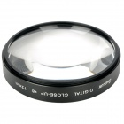 Emolux SQM6033 Close Up (+8) Lens Filter - Black (72mm)