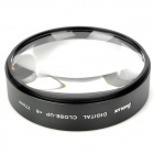 Emolux SQM6034 Close Up (+8) Lens Filter - Black (77mm)