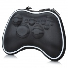 Protective Hard Nylon Pouch for Xbox 360 Wireless Controller - Black