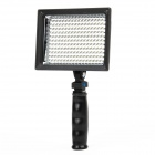 11W 187-LED White Light Video Lamp with Filters for Camera/Camcorder
