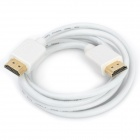 1080P V1.4 HDMI to HDMI Cable for iPhone / iPad - White (150cm)