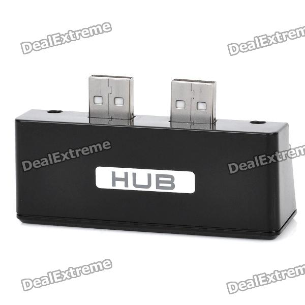 4-Port USB Hub w/ SD Card Reader for PS3 Slim