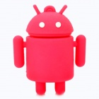 Android Robot Style USB 2.0 Flash Drive - Red (32GB)
