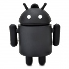 Android Robot Style USB 2.0 Flash Drive - Black (32GB)