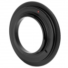 72mm Macro Reverse Adapter Ring for Pentax PK Mount - Black
