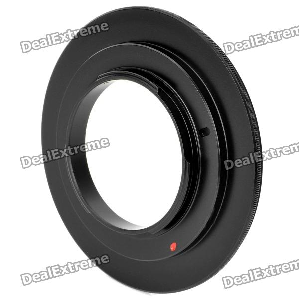 77mm Macro Reverse Adapter Ring for Nikon A1 Mount - Black