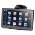 "7.0"" Resistive Screen WinCE 6.0 Car GPS Navigator with FM / 4GB Brazil Map TF Card"