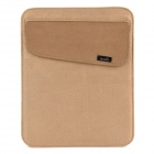 Moshi Muse Soft and comfortable sleeve for iPad / iPad 2 / The New iPad - Brown